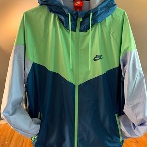 Nike Colorblock Windbreaker